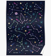 Die Sterne Poster