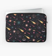 Fly Through Space  Laptop Sleeve