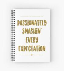 Passionally Smashin 'Every Expectation | Hamilton Spiralblock
