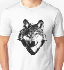 Lone Wolf Design Unisex T-Shirt