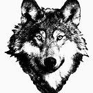Lone Wolf Design by EthosWear