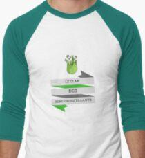 The Semi-Crunchy Clan, Kaamelott Men's Baseball ¾ T-Shirt