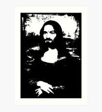 Mona Manson Art Print