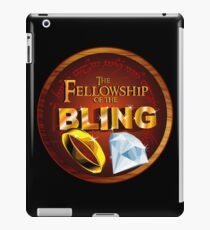 The Fellowship of the Bling iPad Case/Skin