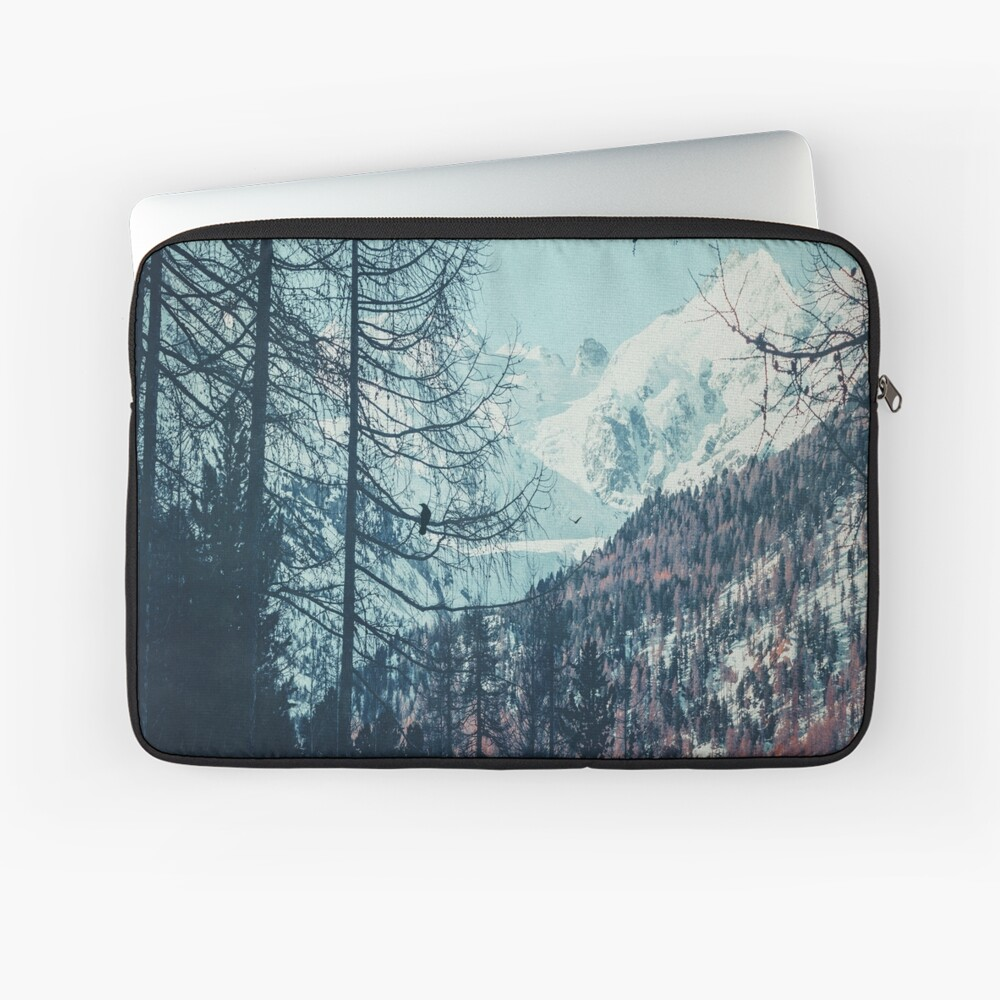 Please Come Back Laptop Sleeve