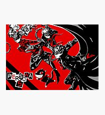 Persona 5 Photographic Print