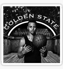 Golden State Warriors Stephen Curry Sticker