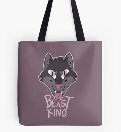 Beast King Tote Bag