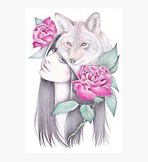 Wild Roses Photographic Print