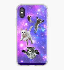 Cats in Space!  iPhone Case