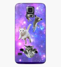 Cats in Space!  Case/Skin for Samsung Galaxy