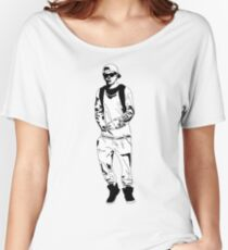 Niall Horan doodle Women's Relaxed Fit T-Shirt