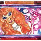 GLAMOUR GIRL by REKHA Iyern [Fe] Records Canada