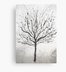 Endings Canvas Print