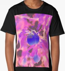 purple plums Long T-Shirt