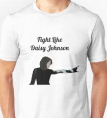 Fight Like Daisy Johnson T-Shirt Unisex T-Shirt