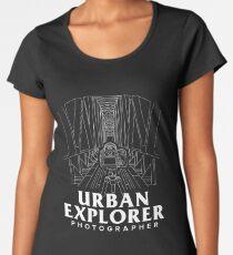 Urban Explorer Women's Premium T-Shirt