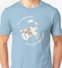 I'm A Cryptid Few Can Observe- Loch Ness Monster Unisex T-Shirt