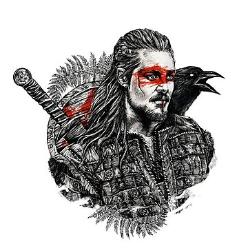 Uhtred Ragnarson by JustAnor