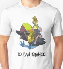 TOUCAN-KHAMON Unisex T-Shirt