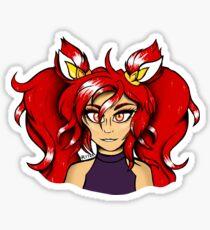 Star Guardian Jinx  Sticker