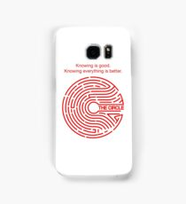 THE CIRCLE Samsung Galaxy Case/Skin