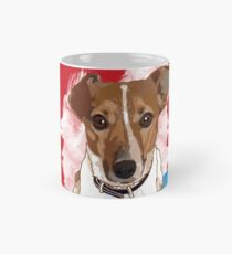 J is for Jack Russell Mug