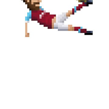 AC9 Bicycle Kick by 8bitfootball