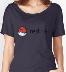 Redhat LINUX Women's Relaxed Fit T-Shirt