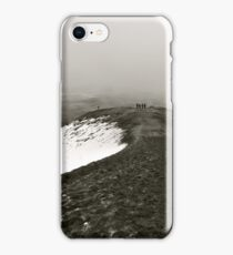 Looking Back on Cotopaxi iPhone Case/Skin
