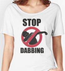 Stop Dabbing Lil Dicky Pillow Talking Women's Relaxed Fit T-Shirt