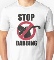 Stop Dabbing Lil Dicky Pillow Talking Unisex T-Shirt
