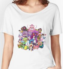 Team Rocket - Past & Present Women's Relaxed Fit T-Shirt