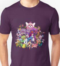 Team Rocket - Past & Present Unisex T-Shirt