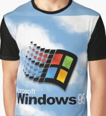 Windows 95 logo [HD] Graphic T-Shirt