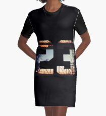 One Tree Hill 23 Graphic T-Shirt Dress