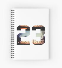 One Tree Hill 23 Spiral Notebook