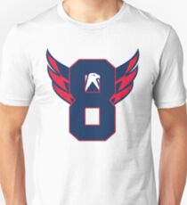 Alexander Ovechkin Washington Capitals T-Shirt