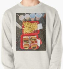 In N' Out Pullover