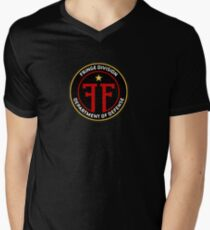 Fringe Division Men's V-Neck T-Shirt