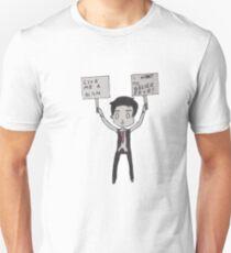 Panic! At the disco the ballad of Mona Lisa  Unisex T-Shirt
