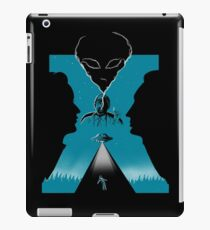 Letter x iPad Case/Skin