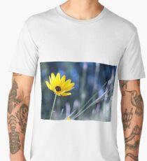 Yellow Flower Men's Premium T-Shirt