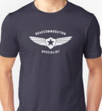 Reaccommodation Specialist Unisex T-Shirt