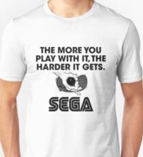 SEGA - The More You Play, Classic Advertisement  T-Shirt