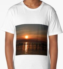 Sunset In South Carolina Long T-Shirt