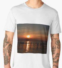 Sunset In South Carolina Men's Premium T-Shirt