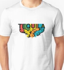 Tequila Rules Unisex T-Shirt