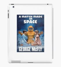 Back to the Future - A Match Made In Space iPad Case/Skin