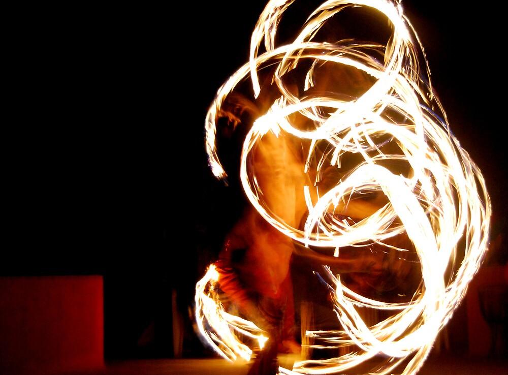 Firedance by carlamackinnon